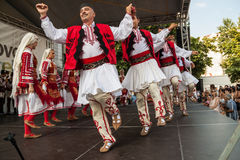internationell festival 21-st i Plovdiv, Bulgarien Royaltyfria Bilder