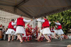 internationell festival 21-st i Plovdiv, Bulgarien Fotografering för Bildbyråer