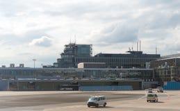 Internationell flygplats Royaltyfri Foto