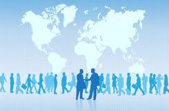 Internationell handel Royaltyfri Fotografi