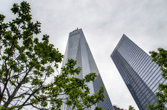 Internationell handelmitt, New York Royaltyfri Foto