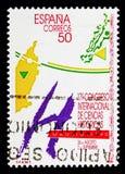 Internationell kongress av historiska vetenskaper, kongressserie, c royaltyfri bild