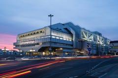 Internationell kongressCentrum Berlin Fotografering för Bildbyråer