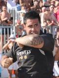 internationell ny rugby zealand för strand Royaltyfria Bilder