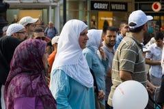 Internationell Quds dag Royaltyfri Bild