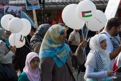Internationell Quds dag Fotografering för Bildbyråer