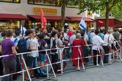 Internationell Quds dag Royaltyfri Fotografi