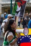 Internationell Quds dag Arkivbild