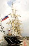 Internationell regatta, Varna Fotografering för Bildbyråer