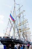 internationell regatta Varna Bulgarien Royaltyfri Foto