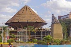 Internationell regelmitt Kenya Royaltyfri Fotografi