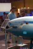 Internationell rymdsalong för MAKS Arkivfoton