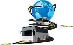 Internationell transport Arkivbilder