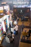 Internationell utställning för VAPEXPO av den elektronisk cigaretten och vap Royaltyfria Foton