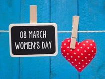 Internationell Women's dag Arkivbilder