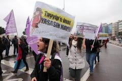 Internationella kvinnors dag Royaltyfri Fotografi