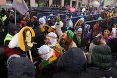 Internationella kvinnors dag Royaltyfria Foton