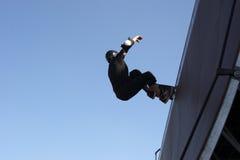 Interne de patin Photo libre de droits