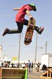 Interne de patin Image libre de droits