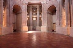 Interne Kirche Stockfoto
