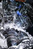 Interne verbrandingsmotor stock foto's
