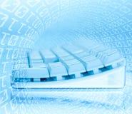 internetów klawiatury technologia royalty ilustracja