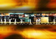Internet 04 d'acquisto Fotografie Stock Libere da Diritti