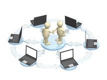 Internet Stock Image