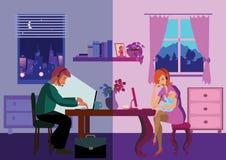 Internet libre illustration