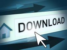 Internet Imagem de Stock