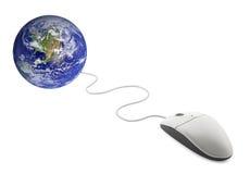 Internet lizenzfreies stockbild
