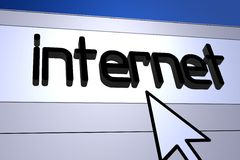 Internet Stock Image