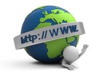 Internet Foto de Stock