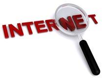 Internet stock illustrationer