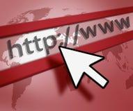 Internet Photos libres de droits