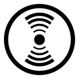 Internet access point is good signal Royalty Free Stock Image