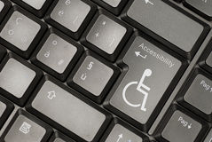 Internet accessibility concept Royalty Free Stock Photo