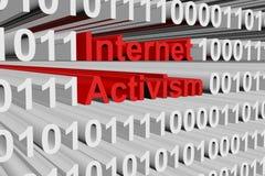Internet activism Royalty Free Stock Photos