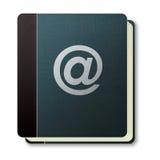 Internet address book icon vector illustration