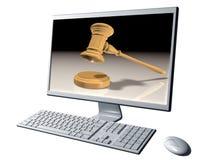 Internet-Auktion Lizenzfreie Stockfotografie
