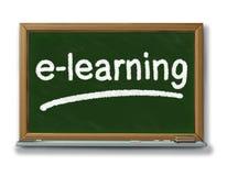 Internet-Ausbildung stock abbildung
