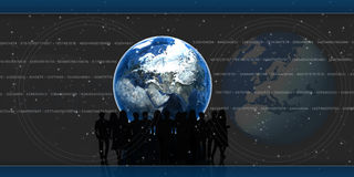 Internet Background royalty free stock photo