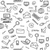 Internet background Royalty Free Stock Photography