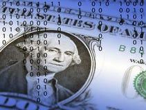 Internet-bankwezen stock foto's