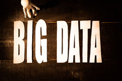 Internet Big Data Royalty Free Stock Photo