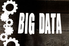 Internet Big Data Royalty Free Stock Photography