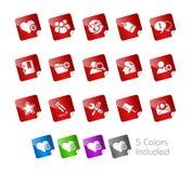 Internet & Blog // Stickers Stock Photos