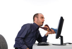 Internet Bully Stock Photos