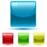 Internet button Royalty Free Stock Photos