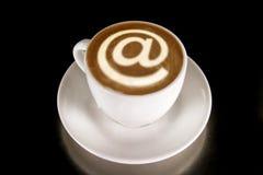 Internet Cafe Stock Images